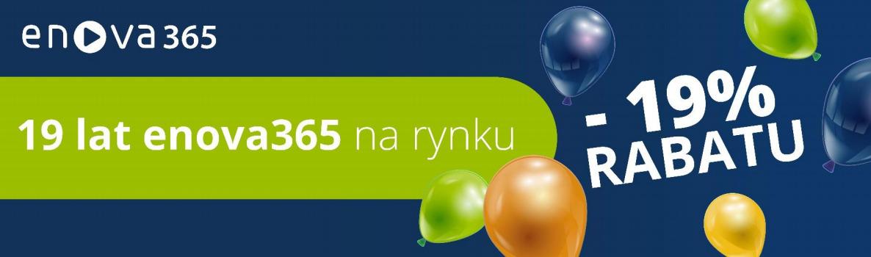 promocja 19-lecie enova365